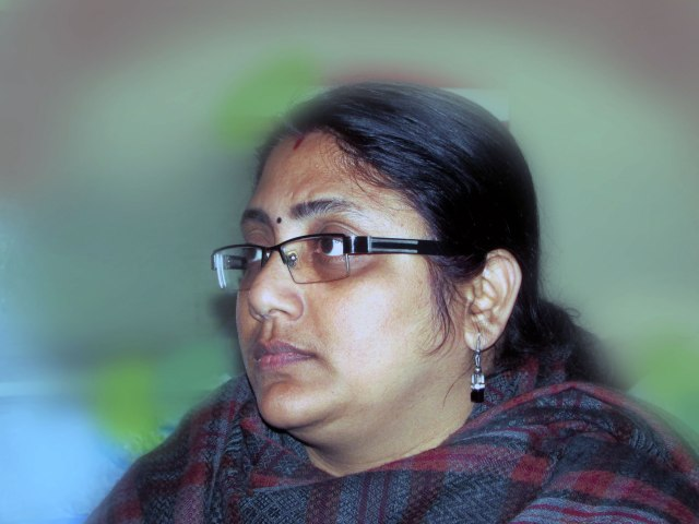 Majushree Ghosh ( Member of Bai)