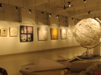 North Gallery of AFA